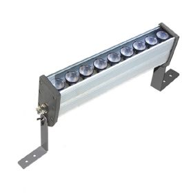 Proiector liniar 9 LED-uri RGB 230V AC / 12-24V DC pret ieftin