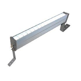 Sistem compus din trei proiectoare de tip Vanguard LO 014-12-WH-M, cu 12 LED-uri pentru panouri publicitare pret ieftin