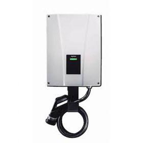 Statie de incarcare cu energie electrica compacta pentru masini electrice si hibride, 32A 22kw, ce poate fi instalata cu usurinta in garajul personal pret ieftin