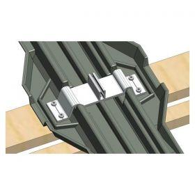 Brida dubla completa, brida dubla pentru acoperis, brida dubla pentru acoperis pret mic