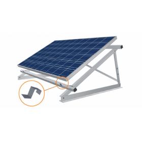 Protectie anti-alunecare pentru module solare, protectie anti-alunecare cu instalare usoara, protectie anti-alunecare pentru acoperis