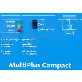 Invertoare instalatii solare Victron MultiPlus 12V 2000W 80-30 Compact