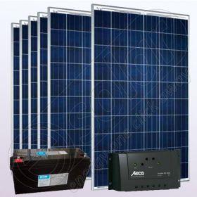 Kit fotovoltaic policristalin independent IPP200Wx6-Tarom245-45Ah-150Ah