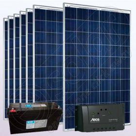 Kit solar fotovoltaic stand alone pentru casa IPP200Wx7-Tarom245-45Ah-150Ah