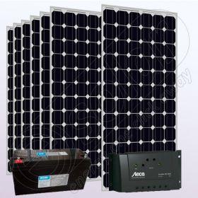 Kituri solare de sine statatoare IPM200Wx7-Tarom245-45Ah-150Ah