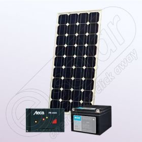 Sisteme fotovoltaice monocristaline IPM60W-12V-5A-33Ah