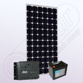 Sisteme fotovoltaice stand alone IPM200W-8.8F-8A-76Ah