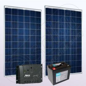 Sisteme solare fotovoltaice independente IPP200Wx2-PRS1515-15Ah-76Ah