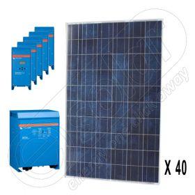 Instalatii fotovoltaice monofazate de 10kW putere instalata
