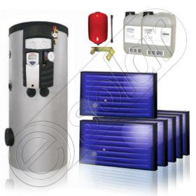 Panouri solare Smarty One set integrat 6x1 - 500.2BIN