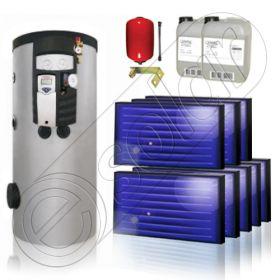 Panouri solare Smarty One set integrat 8x1 - 400.2BIN