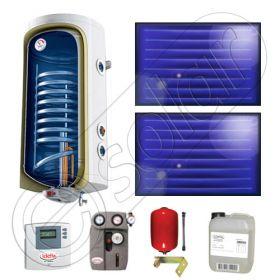Set panouri solare ISMO 2x1 - 100.1TE