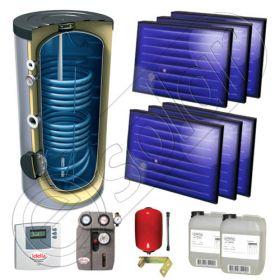 Set panouri solare ISMO 6x1 - 400.2BS