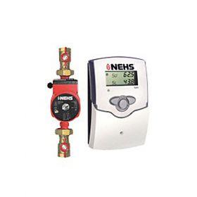 Set boiler cu acumulator-regulator incarcare pentru centrale termice TLR2