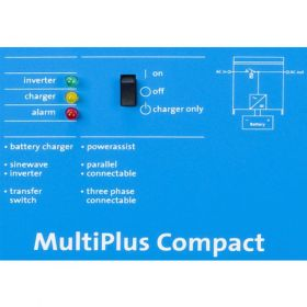 Sistem UPS monofazat de back-up 2KW 4