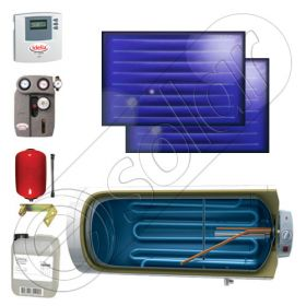 Panouri solare pachet ISMO 2x1 - 150.1TEH