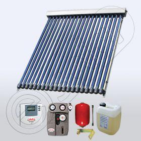 Colectoarele solare import China pentru apa calda menajera ideale pentru locuintele familiale SIU 1x20