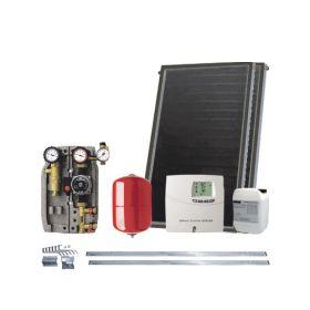 Set panouri solare IFST 2,05/2,54 pentru incalzirea apei menajere fara boiler