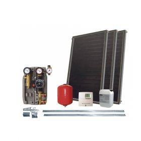 Seturi panouri solare IFST 2,05/2,54 pentru centrale termice