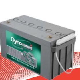Acumulator AGM Deep Cycle Dyno Europe 12v70J pentru sisteme fotovoltaice