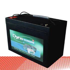 Acumulator de instalatii solare cu tehnologie AGM Dyno Europe 12v90