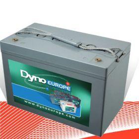 Acumulator fotovoltaic pentru aplicatii ciclice Dyno Europe cu GEL 12v80