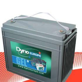 Acumulator instalatii solare cu tehnologie GEL Dyno Europe 12v135