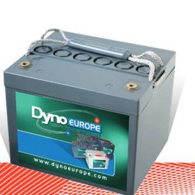 Acumulator solar de stocare cu GEL Dyno Europe 12v44
