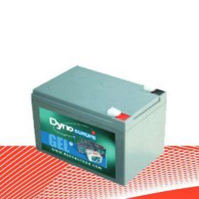 Acumulator solar deep cycle cu tehnologie GEL Dyno Europe 12v110D