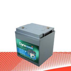 Baterie GEL pentru instalatii si sisteme solare Dyno Europe 6v110