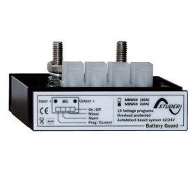 Ceas protectie baterii cu comutatoare DIP Studer MBW 40