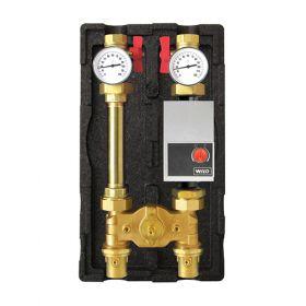 Circuit de incalzire 13 Wilo cu robinet de inchidere