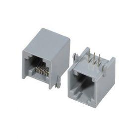 Conector de alimentare flexibil cu 6 bolti Studer RACC-RJ11-6-F/F