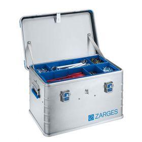 Cutie cu balamale inoxidabile Zarges Eurobox ca Toolbox 40707