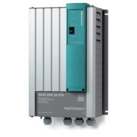 Invertoare monofazice sinusoida pura 24V-230V MasterVolt pentru instalatii fotovoltaice off-grid