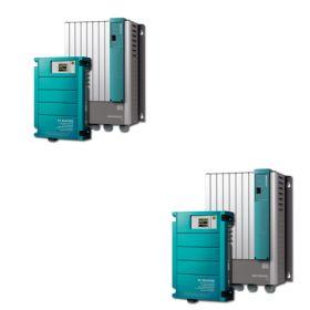 Invertoare solare sinus pur 24V-230V MasterVolt pentru panouri solare