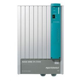 Invertor de tensiune monofazata 24V-230V MasterVolt cu unda sinusoidala pura