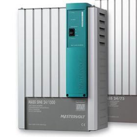 Invertor monofazic pentru sisteme solare independente 24V-230V MasterVolt
