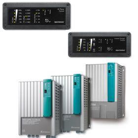 Invertor solar unda pura cu telecomanda de monitorizare si control 24V-230V MasterVolt