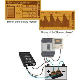 Procesor stare baterie de 1200A Studer BPS 1200