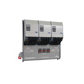 Sistem de montare prin cablu pentru trei invertoare Studer X-Connect