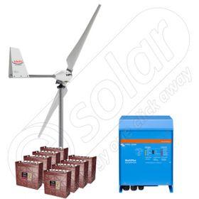 Centrale eoliene 1500W putere instalata pentru irigatii din exploatatiile agricole si pomicole