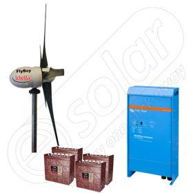 Centrale eoliene pentru irigatii agricole si pomicole de 800W putere instalata