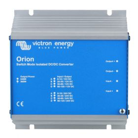 Convertor curent direct Orion 48/12-30A (360W) Victron pentru instalatii solare