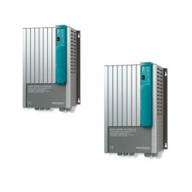 Invertor cu unda pura sinusoidala monofazic 24V-230V MasterVolt pentru instalatii solare off-grid