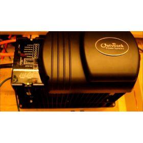 Invertor solar hibrid 12 V cu ventilator Outback FXR - VFXR2612E