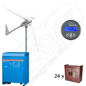 Kit eolian 6kW putere instalata pentru irigarea culturilor agricole
