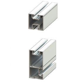 Kit structura de prindere panouri fotovoltaice 1kW putere instalata pentru acoperis inclinat din tabla sau tigla 3