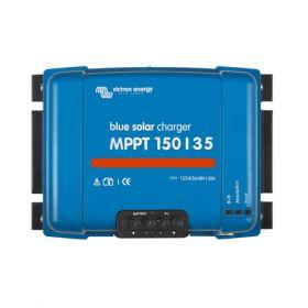 Regulatori de alimentare solara pentru acumulatori BlueSolar MPPT 150/35 (12/24V-35A) Victron