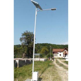 Stalp fotovoltaic de iluminat cu LED-uri PV-4M